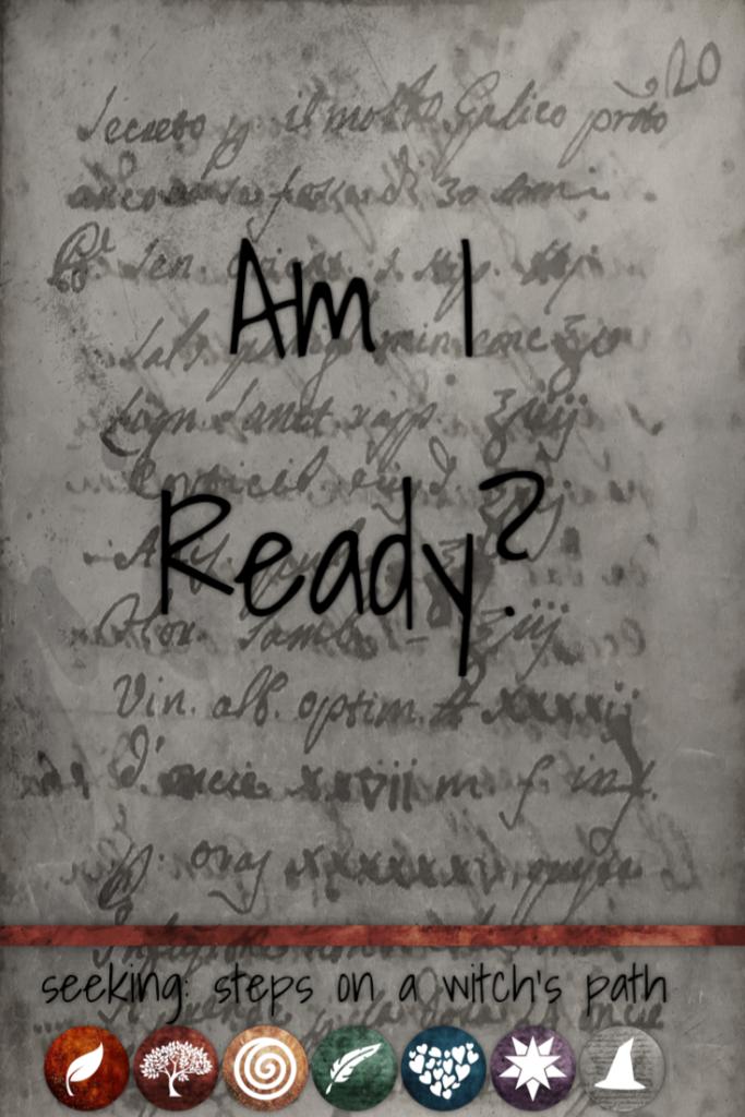 Title card: Am I Ready?