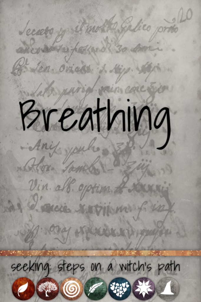 Title card: Breathing