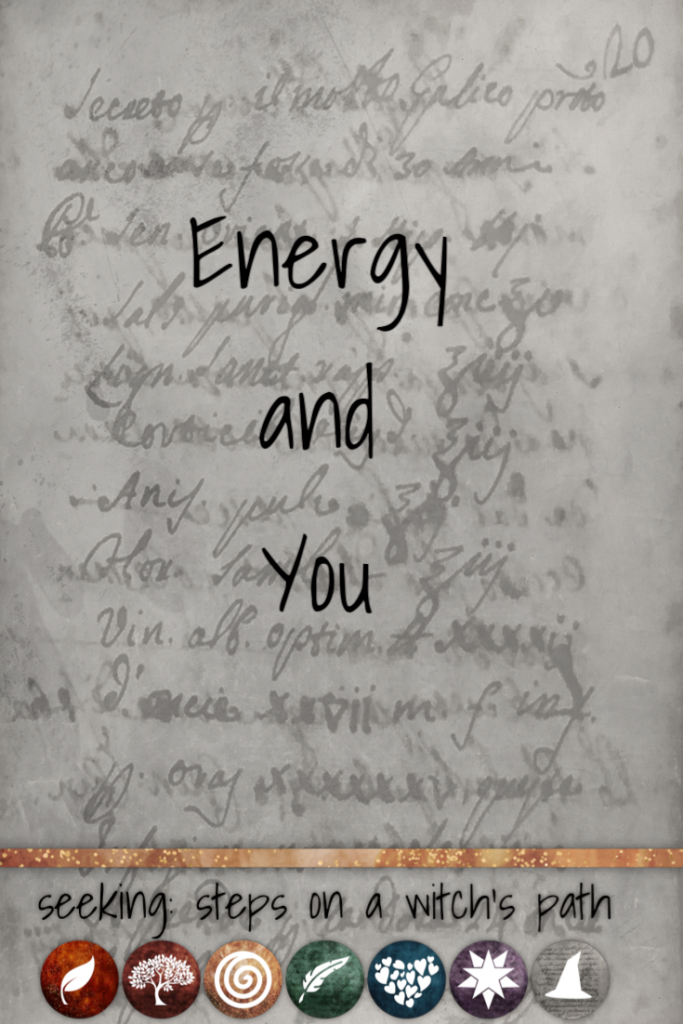 Title card: Energy and you