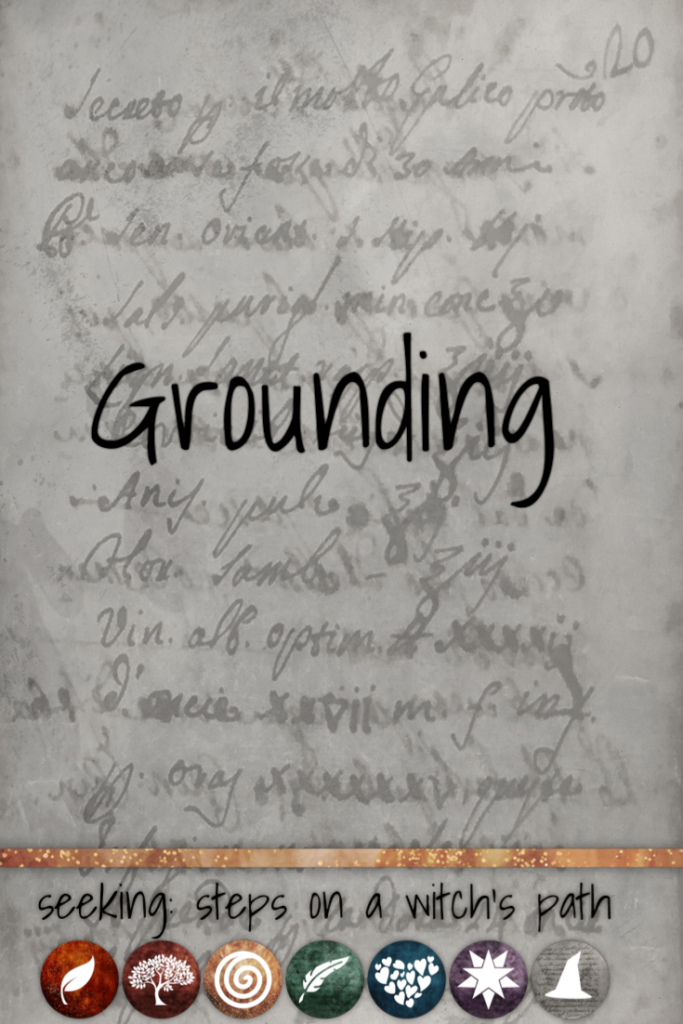 Title card: Grounding