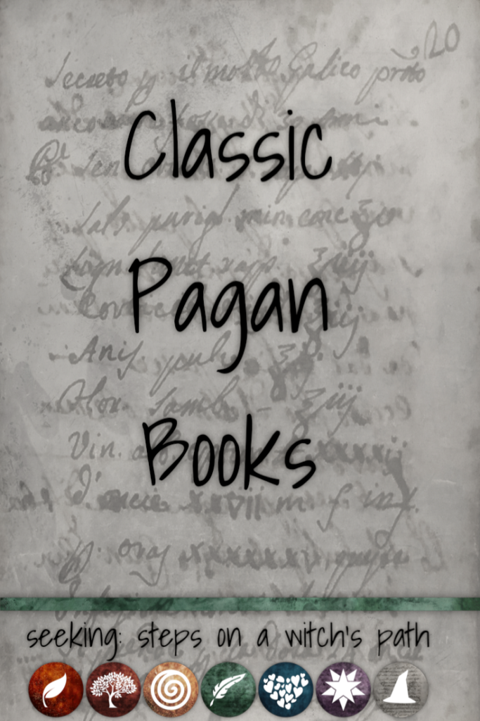 Title card: Classic Pagan Books